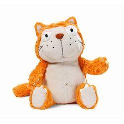 Nici, maskotka, kot, pomarańczowy, 70 cm