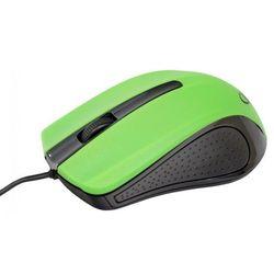 Gembird Mysz optyczna czarno-zielona mus-101-g darmowy odbiór w 19 miastach! (8716309080675)