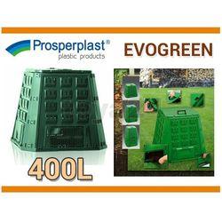 Prosperplast Kompostownik EVOGREEN 400l Zielony IKST400Z (5905197695501)