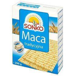 SONKO 200g Maca tradycyjna (pieczywo)