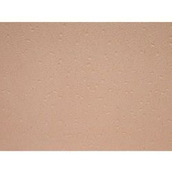 Doniczka jasnoczerwona 34 x 34 x 30 cm psatha marki Beliani