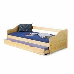 Łóżko podwójne rozsuwane Legis