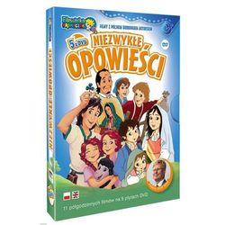 Niezwykłe Opowieści 5 x DVD album - produkt z kategorii- Pozostałe filmy
