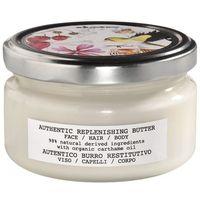 authentic replenishing butter   odżywcze masło do twarzy, włosów i ciała - 200ml marki Davines