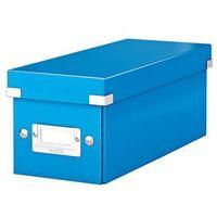 Pudło na CD Leitz Wow 6041-36 niebieskie - sprawdź w wybranym sklepie