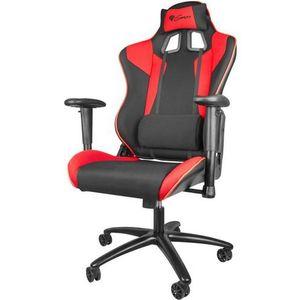 Krzesło dla graczy NATEC-GENESIS SX77 Czerwony (5901969402476)