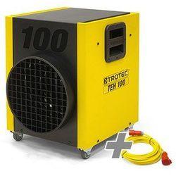 Nagrzewnica elektryczna teh 100 + przedłużacz profi 20 m / 400 v / 6 mm² marki Trotec