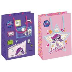 Starpak, Littlest Pet Shop, torebka prezentowa T4, 26x32x13 cm - sprawdź w Smyk