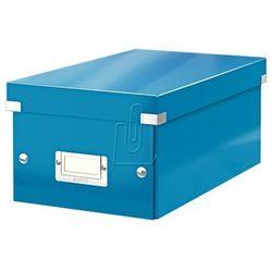 Pudło Leitz C&S WOW DVD niebieskie 6042-00-36 -.