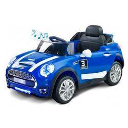 Toyz Maxi samochód na akumulator nowość blue - produkt z kategorii- pojazdy elektryczne