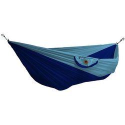 Hamak duży, błękitno - niebieski THK-(1)