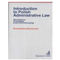 Introduction to Polish Administrative Law, C.H. BECK