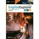 English Explorer 3 New. Gimnazjum. Język angielski. Podręcznik (2014)