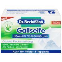 DR BECKMANN 100g Gallseife Mydełko do odplamiania niemieckie