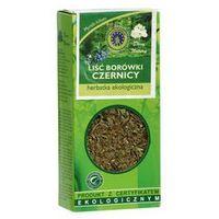 Herbata liść borówki czernicy BIO 25g (5902741009272)