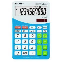 Sharp Kalkulator desktop blister elm332bbl niebieski