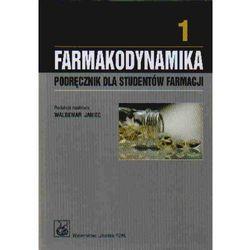 Farmakodynamika. Podręcznik dla studentów farmacji. Tom 1-2, książka w oprawie twardej