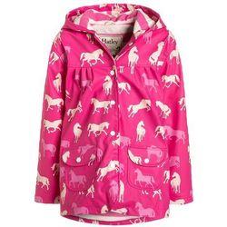 Hatley Kurtka przeciwdeszczowa pink (kurtka dziecięca)