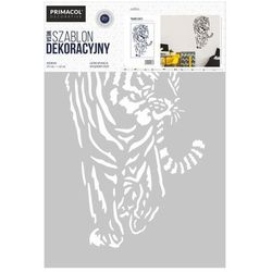 Primacol Szablon mega tiger 62 x 91 cm nr 507 (5906725251862)