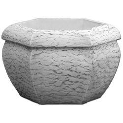 Donica - Wazon z kamienia 34 x 52 x 52 cm