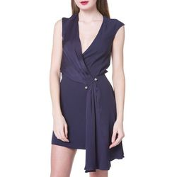 Versace  sukienka niebieski xs, kategoria: sukienki dla dzieci