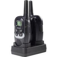 Walkie talkie Topcom RC-6411, zestaw 2 elementowy, Twintalker 1304 DCP Duo