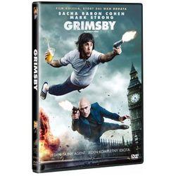 Grimsby (DVD), towar z kategorii: Filmy przygodowe