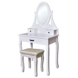 Minimalistyczna retro toaletka lorena 5x marki Producent: elior