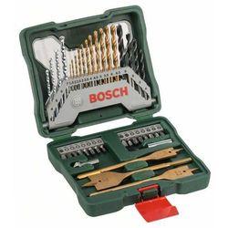 Zestaw BOSCH X-Line Titanium (40 elementów) + DARMOWY TRANSPORT! z kategorii Zestawy narzędzi ręcznych