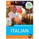 Włochy rozmówki Rough Guide Italian Phrasebook, praca zbiorowa