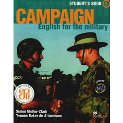 Campaign 2 Student's Book, pozycja wydawnicza