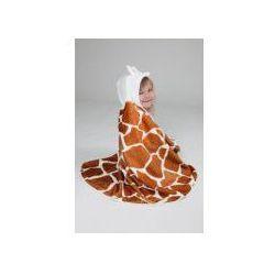 dziecięcy bambusowy ręcznik, żyrafka, cuddlesafari marki Cuddledry