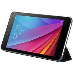Etui do tabletu  flip case na t1 7 czarne - 51990975 darmowy odbiór w 19 miastach! wyprodukowany przez Huawei