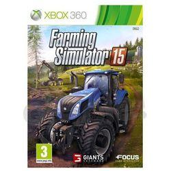 Gra Farming Simulator 15 z kategorii: gry XBOX 360