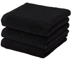 Ręcznik Aquanova London black 30x50 cm, LONTWG-09-M