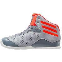 adidas Performance NEXT LEVEL SPEED IV Obuwie do koszykówki grey/solar red/onix