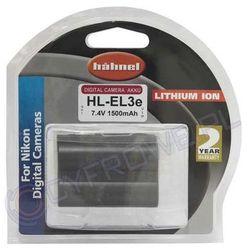 HL-EL3e (odpowiednik Nikon EN-EL3e), marki Hahnel do zakupu w Cyfrowe.pl