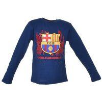 Bluzka z długim rękawem FCBarcelona - Kolorowy ||Granatowy
