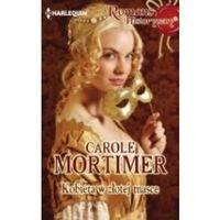 Kobieta w złotej masce - Carole Mortimer, Carole Mortimer