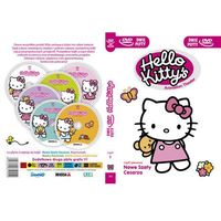 Hello kitty-nowe szaty cesarza 2dvd (5903420619454)