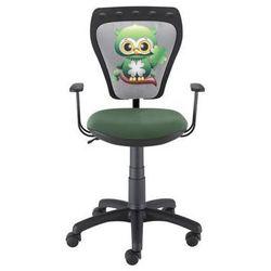 Krzesło dziecięce ministyle sowa marki Nowy styl