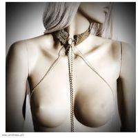 Bijoux indiscrets (sp) Bijoux indiscrets - désir métallique collar (złota)