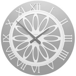 Zegar ścienny Athena CalleaDesign aluminium