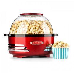 couchpotato maszyna do popcornu elektryczna czerwona marki Klarstein