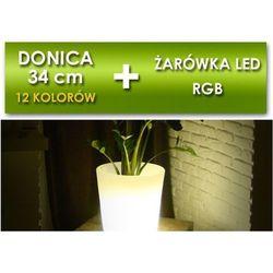 Ledart Donica podświetlana 34 cm