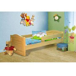 łóżko dziecięce beata 90 x 180, marki Frankhauer