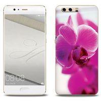 Foto Case - Huawei P10 Plus - etui na telefon Foto Case - fioletowa orchidea