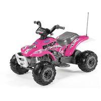 PEG PEREGO Quad Corral Bearcat Pink 6V (8005475362945)