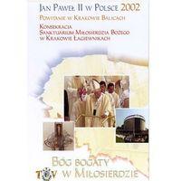 Fundacja lux veritatis Jan paweł ii w polsce 2002 r - powitanie w krakowie balicach - dvd