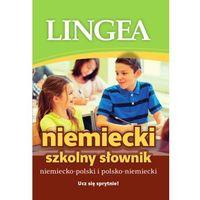 Szkolny Słownik Niemiecko-polski i polsko-niemiecki - Praca zbiorowa (9788365049810)